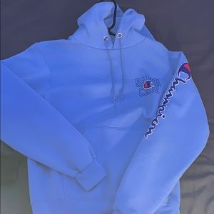 Champion X Santa Cruz California hoodie